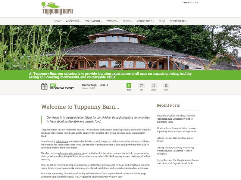 Tuppenny-Barn