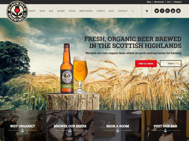 Black-Isle-Brewing