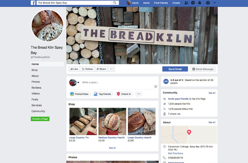 Bread-Kiln