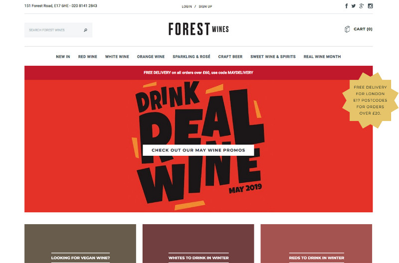 Forest-Wines