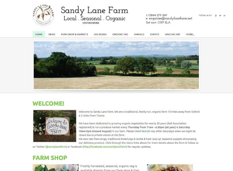Sandy-Lane