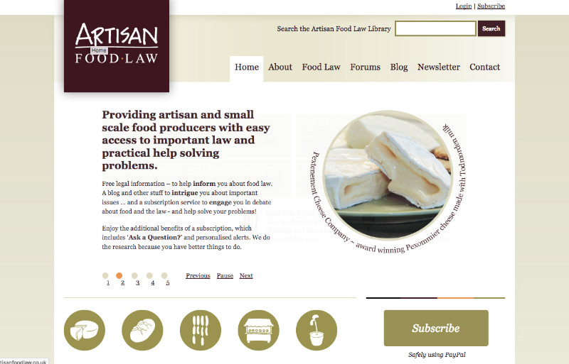 Artisan_Food_Law