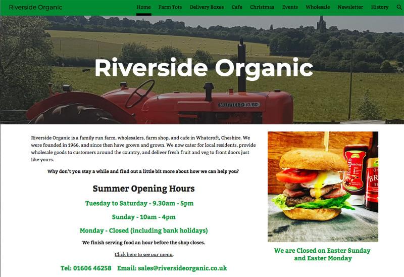 Riverside-Organic