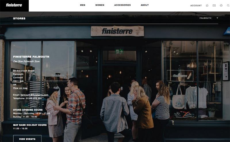 Finisterre-Falmouth