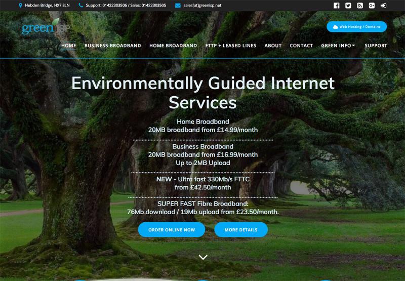 Green-ISP