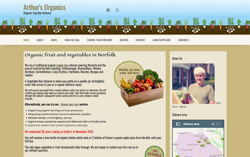 Arthurs-Organics
