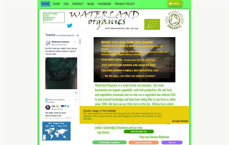 Waterlan-Organics