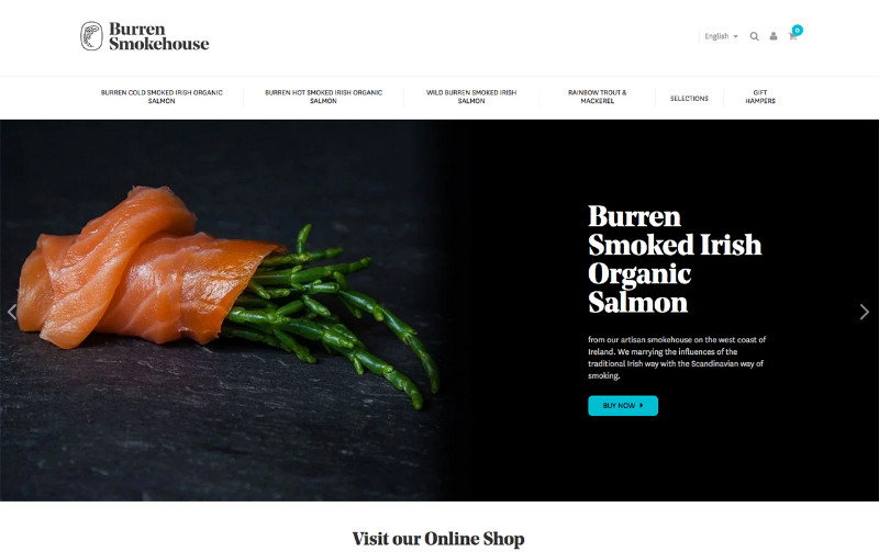 Burren-Smokehouse