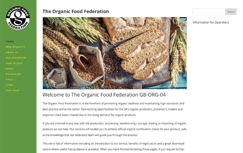 Organic-Food-Federation