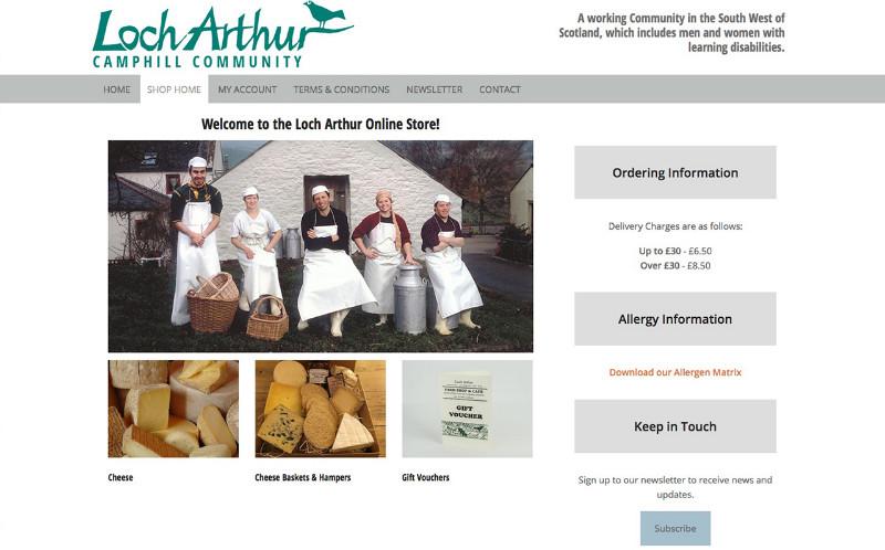 Loch-Arthur-Creamery