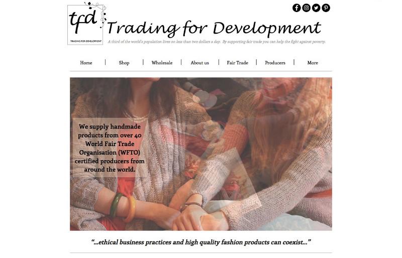 Trading-for-Development