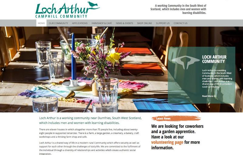 Loch-Arthur-Community