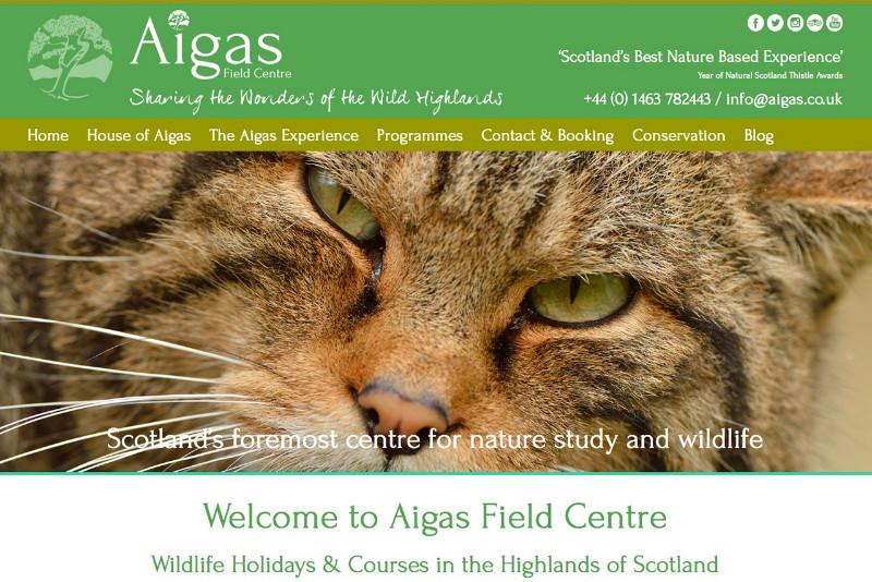 Aigas-Field-Centre