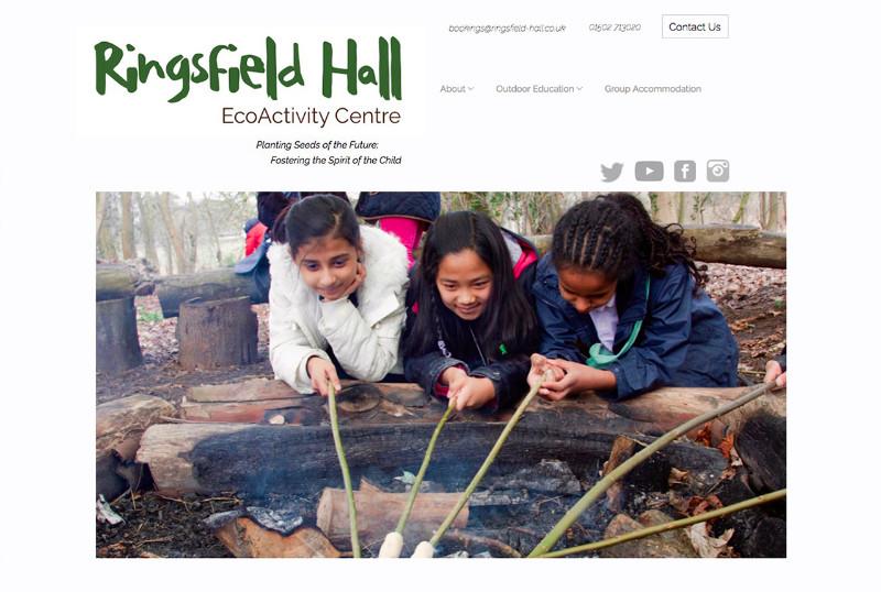 Ringsfield-Hall