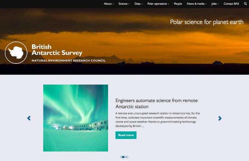 British-Antarctic-Survey